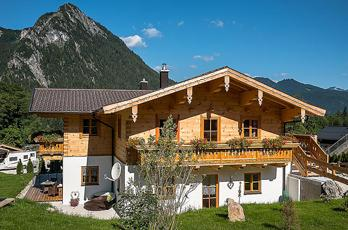 6 apartments in Königssee near Berchtesgaden, directly at the bottom station of the Jenner Cable Car