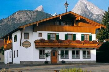Apartments and guest rooms in Strub in Berchtesgadener Land